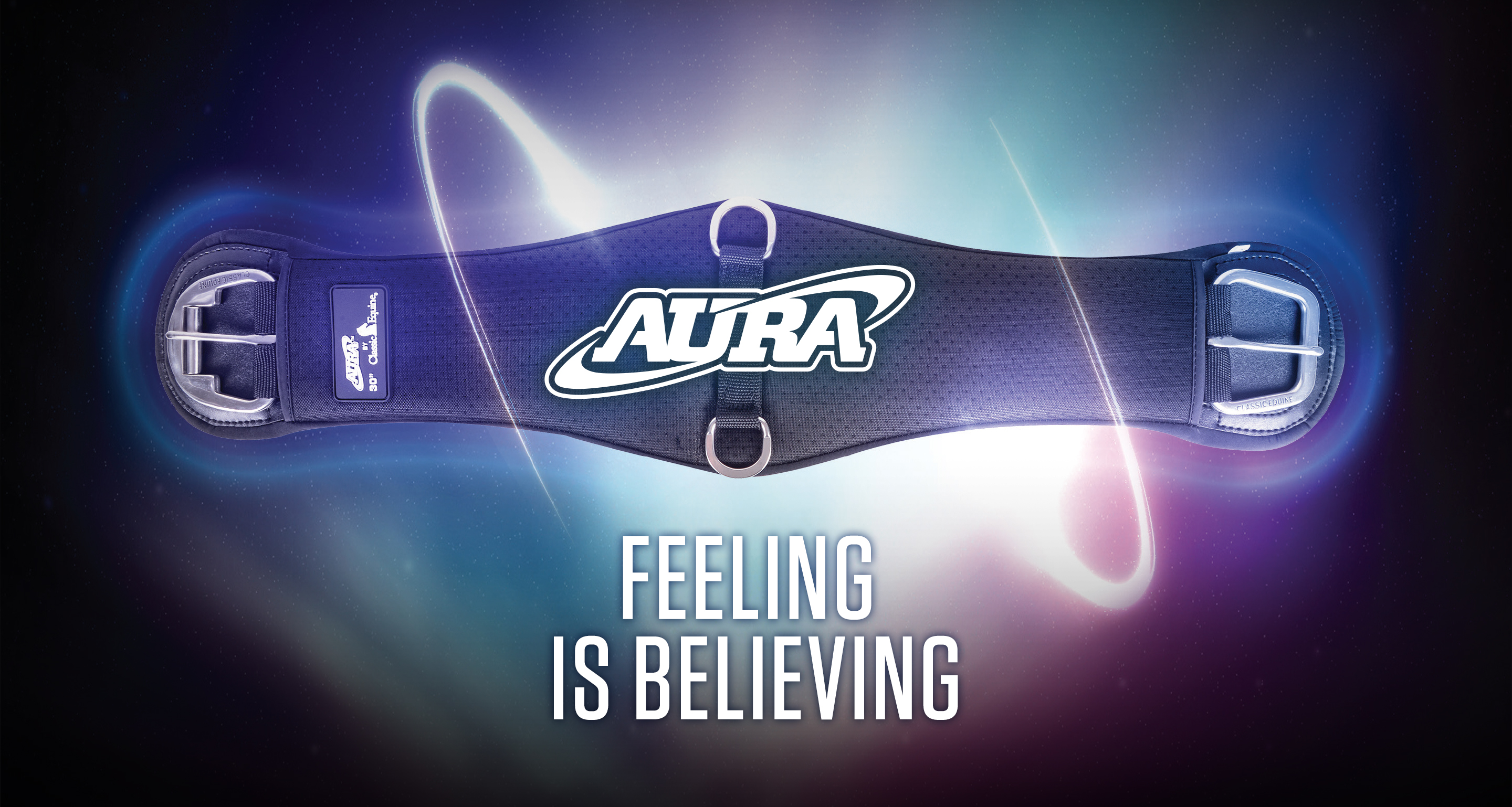 The Aura Cinch is breathable as well as tough and durable