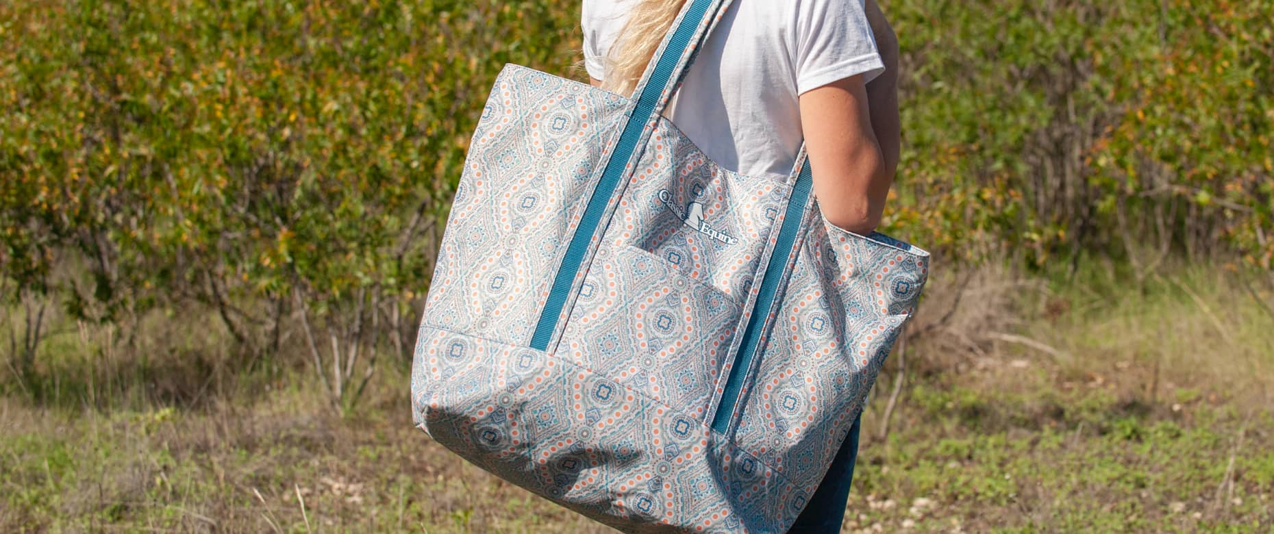 Classic Equine Designer Line Travel Collection is a full line of bags and accessories for the weekend warrior